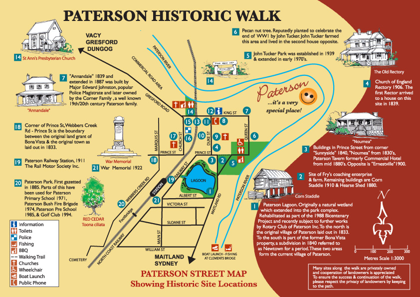 Paterson walk front page
